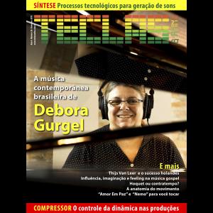 Teclas & Afins 58 - Debora Gurgel