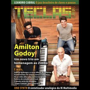 Teclas & Afins 60 - Amilton Godoy Trio