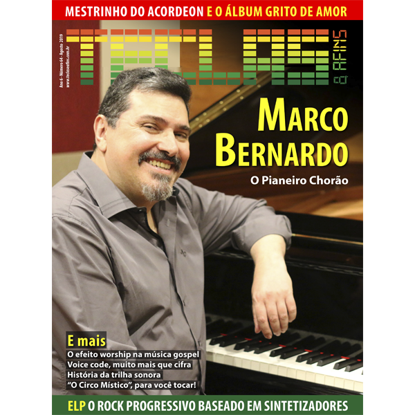 Teclas & Afins 64 - Marco Bernardo