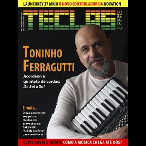Teclas & Afins 89 - Fernando Moura